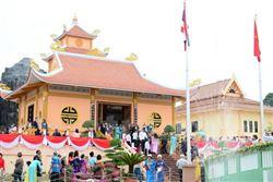 Khu tưởng niệm Chủ tịch Hồ Chí Minh tại làng Nachok (Bản Mạy), tỉnh Nakhon Phanom, Thái Lan
