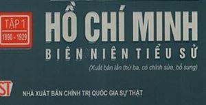 Hồ Chí Minh biên niên tiểu sử (10 tập)