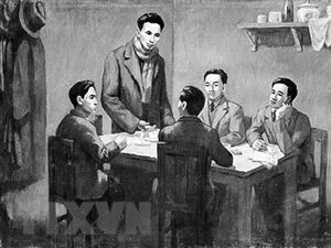 Vai trò sáng lập Đảng Cộng sản Việt Nam của Chủ tịch Hồ Chí Minh