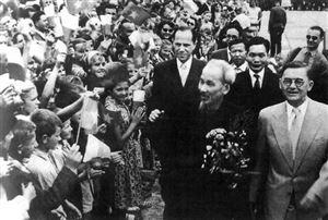 Thực hiện tư tưởng Hồ Chí Minh về đoàn kết quốc tế