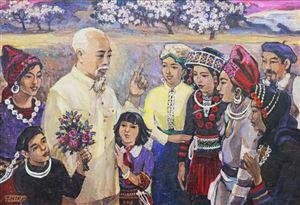 """Tư tưởng """"Dân là chủ và dân làm chủ"""" qua bài báo """"Dân vận"""" của Chủ tịch Hồ Chí Minh"""