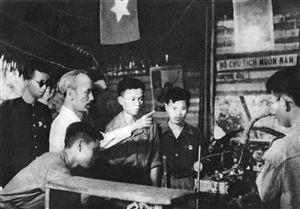 Quán triệt tư tưởng Hồ Chí Minh về xây dựng chi bộ Đảng nông thôn