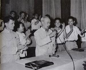 Tầm nhìn chiến lược của Hồ Chí Minh về thanh niên và công tác giáo dục thanh niên