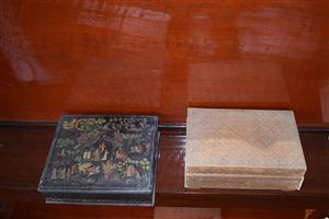 Kỷ vật về Cụ phó bảng Nguyễn Sinh Sắc được Bác Hồ cất giữ tại Nhà sàn