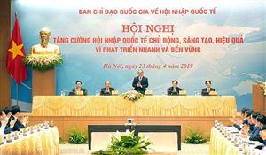Đổi mới, hội nhập và phát triển theo tư tưởng Hồ Chí Minh