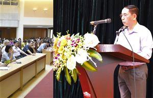 """Bảo tàng Hồ Chí Minh tổ chức nghe nói chuyện chuyên đề """"Quan hệ Mỹ - Trung và những ảnh hưởng đến Việt Nam"""""""