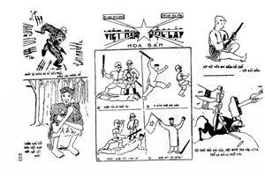 Hồ Chí Minh Người đặt nền móng cho nghệ thuật tranh cổ động Việt Nam