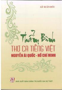 Thẩm bình thơ ca tiếng Việt Nguyễn Ái Quốc - Hồ Chí Minh