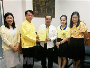 Thái Lan cho ra mắt cuốn sách quý viết về Chủ tịch Hồ Chí Minh