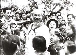 Tư tưởng Hồ Chí Minh về giáo dục thiếu niên, nhi đồng