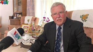 Giáo sư Australia chuyên nghiên cứu về Việt Nam: Di chúc của Chủ tịch Hồ Chí Minh là một di sản