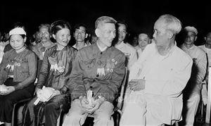 Vận dụng sáng tạo giá trị tác phẩm Dân vận của Chủ tịch Hồ Chí Minh