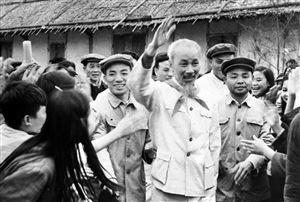 Hồ Chí Minh với việc xây dựng lực lượng cách mạng và sự vận dụng của Đảng trong tình hình hiện nay