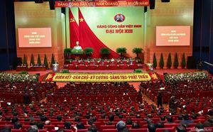 Đại hội Đảng XIII và nền tảng khát vọng 100 năm