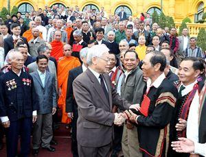 Giữ gìn sự đoàn kết, thống nhất trong Đảng theo tư tưởng Hồ Chí Minh