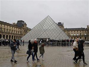 Đóng cửa bảo tàng đông khách nhất thế giới