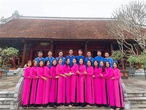Chi đoàn Khu di tích Kim Liên đã tổ chức nhiều hoạt động kỷ niệm 90 năm thành lập Đoàn TNCS Hồ Chí Minh và hưởng ứng tháng thanh niên
