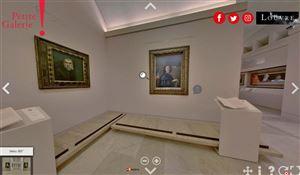 Tham quan bảo tàng Louvre miễn phí trong Covid-19