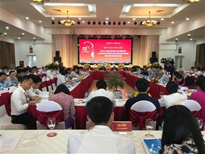 """Hội thảo khoa học """"Nghệ an - 50 năm thực hiện di chúc thiêng liêng của Chủ tịch Hồ Chí Minh và bức thư cuối cùng gửi Ban chấp hành Đảng bộ tỉnh"""""""