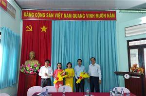 Khu di tích Nguyễn Sinh Sắc chào đón hai tân Phó Giám đốc