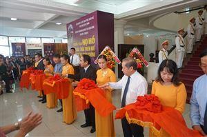 Lãnh đạo tỉnh Thừa Thiên Huế và Thành phố Huế dâng hoa lên Chủ tịch Hồ Chí Minh và Khai mạc triển lãm chuyên đề tại Bảo tàng Hồ Chí Minh Thừa Thiên Huế