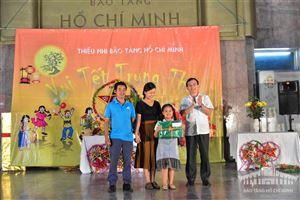 Bảo tàng Hồ Chí Minh vui tết Trung thu năm 2019