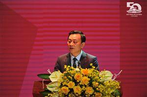 Diễn văn của Giám đốc Bảo tàng Hồ Chí Minh tại Lễ kỷ niệm 50 năm thành lập Bảo tàng (25/11/1970 – 25/11/2020)