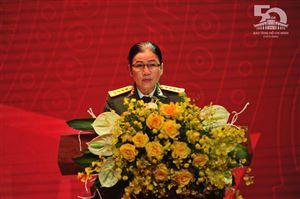 Phát biểu của Đại tá Nguyễn Thị Kim Loan, Giám đốc Bảo tàng Bảo tàng Hồ Chí Minh chi nhánh đồng bằng sông Cửu Long tại Lễ kỷ niệm 50 năm thành lập Bảo tàng Hồ Chí Minh (25/11/1970-25/11/2020)