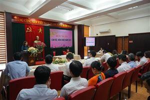 Bảo tàng Hồ Chí Minh Thừa Thiên Huế tổ chức Hội nghị Cán bộ, Viên chức năm 2021
