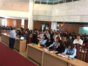 Kinh tế thế giới, Việt Nam năm 2018 và Cách mạng công nghiệp 4.0 qua buổi nói chuyện của Tiến sĩ Lê Đăng Doanh