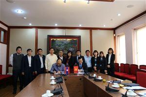 Tăng cường hợp tác giữa Bảo tàng Hồ Chí Minh, Việt Nam và Bảo tàng Kaysỏn Phômvihản, Lào