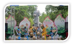 Tổ chức các hoạt động tại Lễ giỗ lần thứ 90 của Cụ phó bảng Nguyễn Sinh Sắc – thân sinh Chủ tịch Hồ Chí Minh