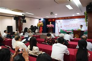 """Bảo tàng Hồ Chí Minh chi nhánh thành phố Hồ Chí Minh khai mạc trưng bày chuyên đề: """"Hồ Chí Minh – Những nét phác họa chân dung"""" và triển lãm: """"Những tấm gương bình dị mà cao quý"""""""