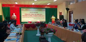 Hội nghị tổng kết công tác năm 2018, phương hướng, nhiệm vụ năm 2019 của Hệ thống Bảo tàng và Di tích lưu niệm Chủ tịch Hồ Chí Minh