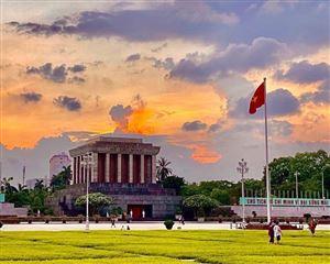 Thông báo tạm ngừng tổ chức Lễ viếng Chủ tịch Hồ Chí Minh, lễ tưởng niệm các Anh hùng liệt sỹ năm 2021