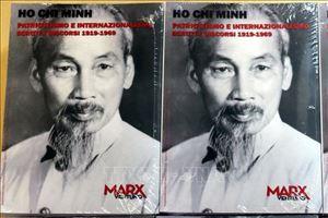 """Italia phát hành cuốn sách """"Hồ Chí Minh - Chủ nghĩa yêu nước và Chủ nghĩa quốc tế"""""""