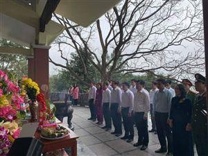 Lễ giỗ lần thứ 120 của Bà Hoàng Thị Loan - Thân mẫu Chủ tịch Hồ Chí Minh