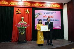 Bảo tàng Hồ Chí Minh Thừa Thiên Huế tổ chức Hội nghị triển khai chương trình công tác năm 2019