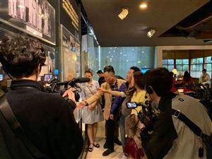 Bảo tàng Hồ Chí Minh đón tiếp Kênh truyền hình Channel A - Hàn Quốc đến quay phim tư liệu