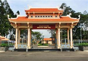 Khu Di tích Nguyễn Sinh Sắc sẽ tạm ngưng đón tiếp khách tham quan từ 7g00, ngày 28/3/2020