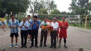 Khu di tích Kim Liên giao lưu kỷ niệm 73 năm Ngày Thể thao Việt Nam