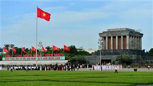 Tiếp tục tổ chức lễ viếng Chủ tịch Hồ Chí Minh, tưởng niệm các Anh hùng liệt sĩ từ ngày 15-8
