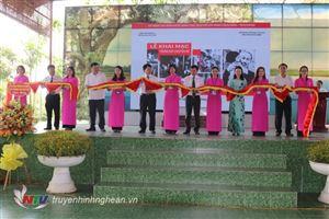 Khai mạc triển lãm Hồ Chí Minh, những nét phác họa chân dung tại Khu di tích Kim Liên