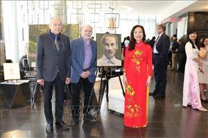 Chủ tịch Hồ Chí Minh không chỉ là một nhân vật lịch sử vĩ đại, là một nhà thơ, một nhà trí thức lỗi lạc