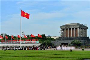 Thông báo về việc điều chỉnh thời gian tu bổ định kỳ Công trình Lăng Chủ tịch Hồ Chí Minh hằng năm