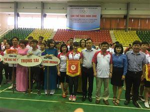 Bảo tàng Hồ Chí Minh tham gia Giải thể thao năm 2018 do Công đoàn Bộ Văn hóa, Thể thao và Du lịch tổ chức