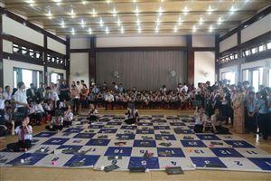 Bảo tàng Hồ Chí Minh Thừa Thiên Huế phối hợp tổ chức hoạt động tuyên truyền giới thiệu về thân thế và sự nghiệp của Chủ tịch Hồ Chí Minh tại huyện Quảng Điền