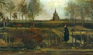 Tranh Van Gogh bị trộm khỏi bảo tàng