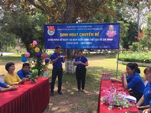 Tổ chức hoạt động kỷ niệm 130 năm Ngày sinh Chủ tịch Hồ Chí Minh (19/5/1890 - 19/5/2020)