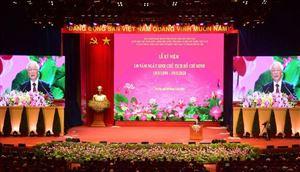 Trọng thể Lễ kỷ niệm 130 năm Ngày sinh Chủ tịch Hồ Chí Minh